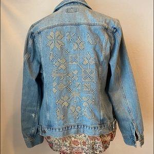 Lucky Brand Ambrose Denim Jacket